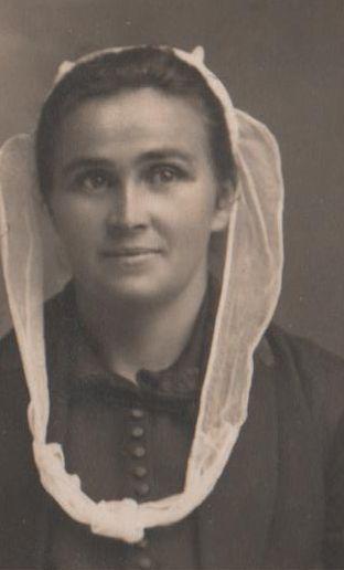 Anne-Marie Cabioch, épouse Le Sann